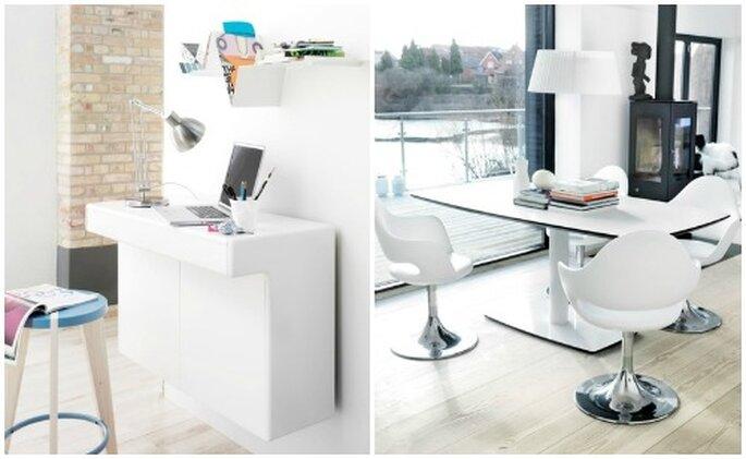Il design scandinavo importato da Nordic Living è sobrio,essenziale e funzionale. Foto: www.nordicliving.it