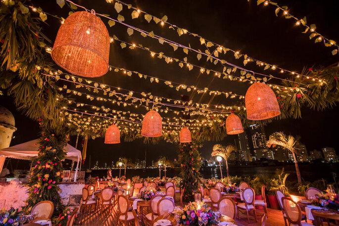 Jorge Ricardo Bodas y Eventos Decoración de boda