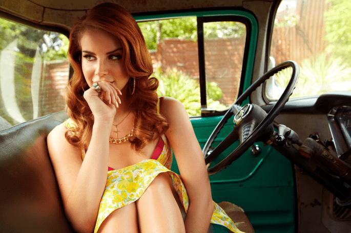 10 canciones de Lana del Rey increíbles para tu boda