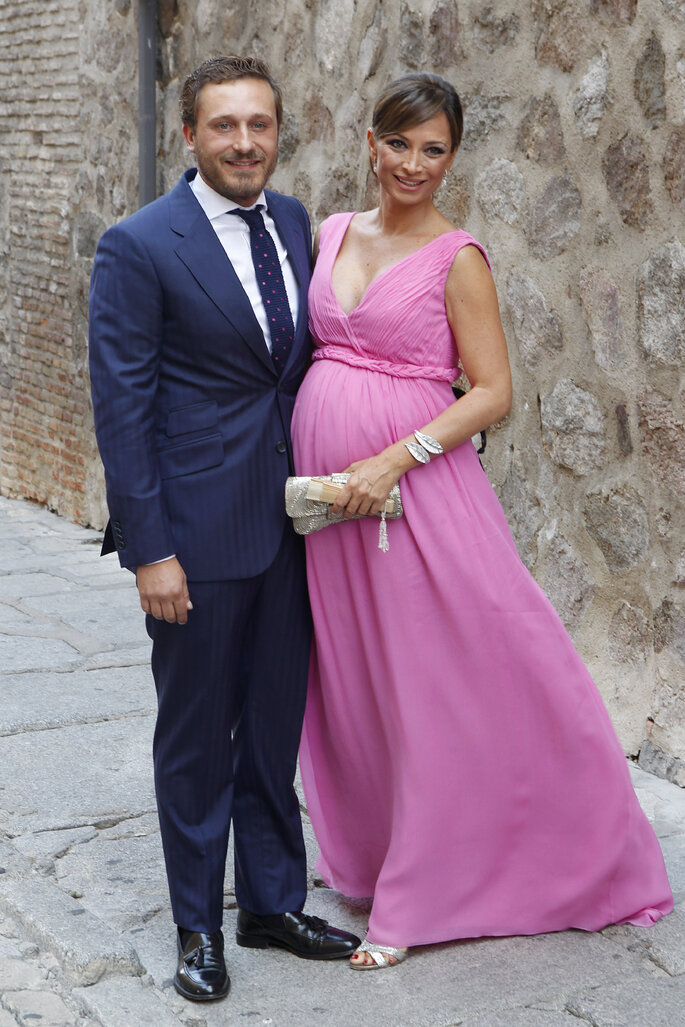 Juan Peña y Sonia González.