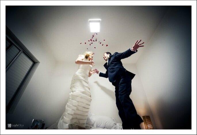 Liste de mariage ou urne ? Le service de liste de mariage en ligne Zankyou est la solution ! Photo: Layla Eloa