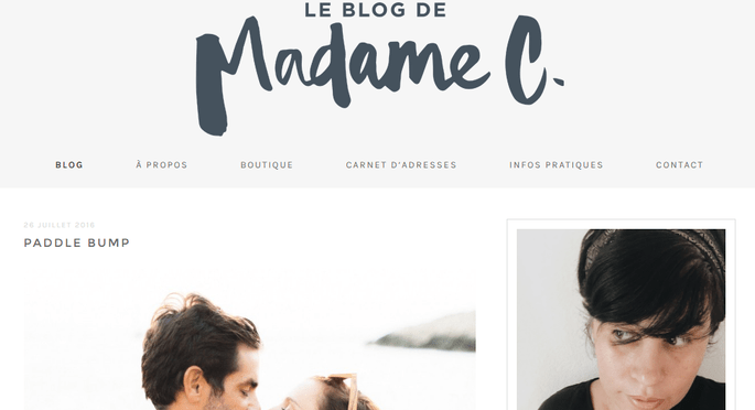 Photo : Le blog de Madame C