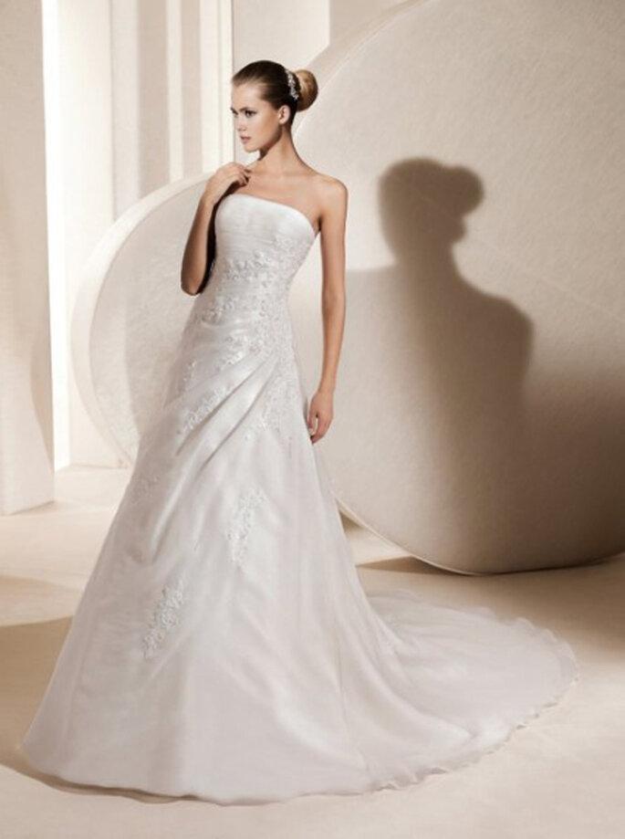 7eb125f4a Descubra os tipos de decotes para seu vestido de noiva