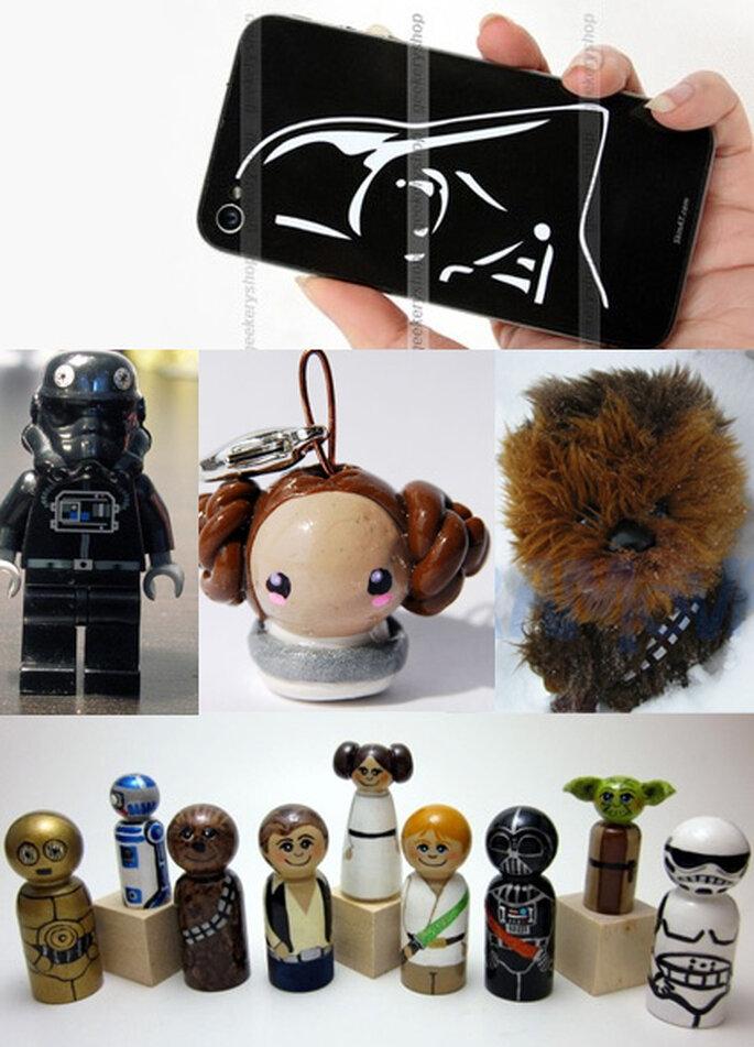 Boda Star Wars - Regalos para tus invitados (www.etsy.com)