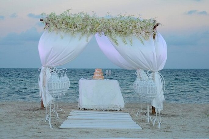 Planning a destination wedding in Mexico