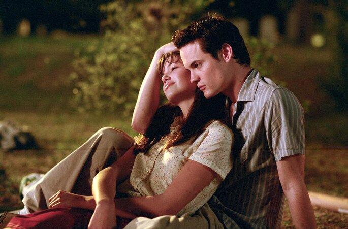 amour cinéma films romantiques le temps d'un automne a walk to remember