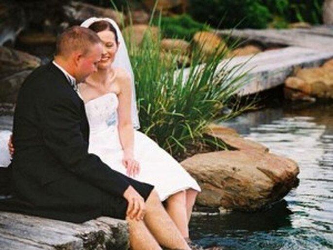 Vestidos para novias ecologistas