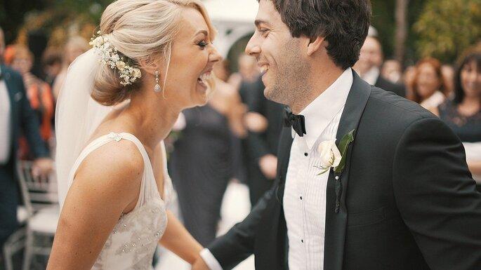 schöne zähne zur Hochzeit