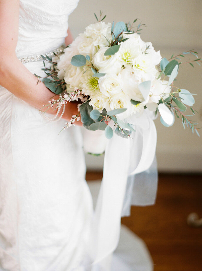 Tendencias de flores extraordinarias para bodas 2015 - Amelia Johnson Photography