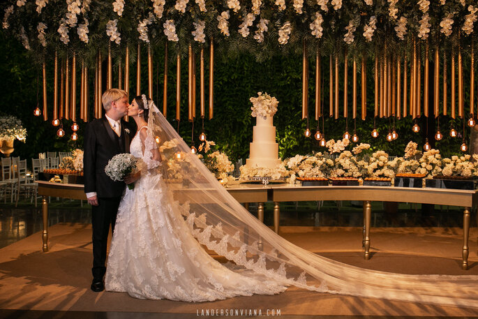vestido de noiva Aliki Brunetti