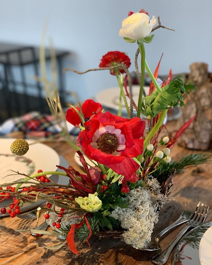 Mercedes Caro Arte Floral