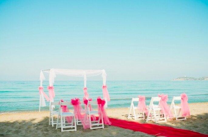 Hochzeit am Strand - Foto: nadia meli