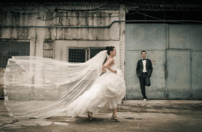 Beneficios de correr para las novias más activas - Foto Matei Hovarth Photography