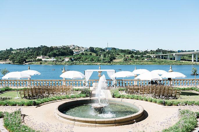 Pousada do Porto, Palácio do Freixo