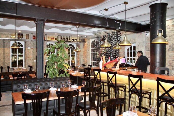 Bistecca e Vino Da Trattoria de la Plaza