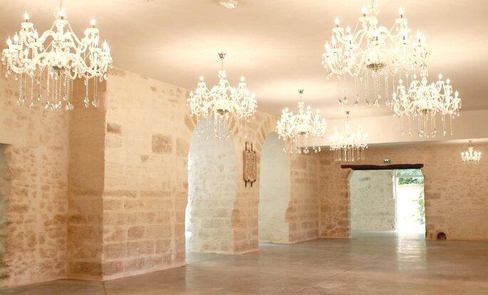 Abbaye du Grand Gigognan - lieu de réception pour votre mariage - Sorgues