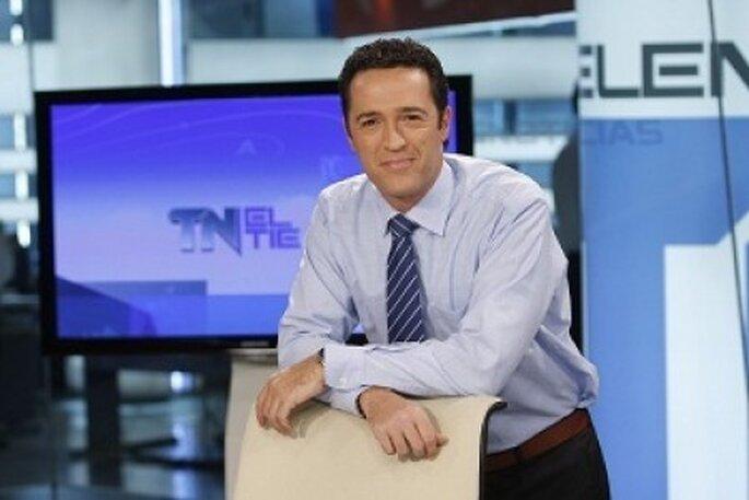 """Jacob Petrus es el """"hombre del tiempo"""" en Telemadrid y ahora también Weather Planner"""""""