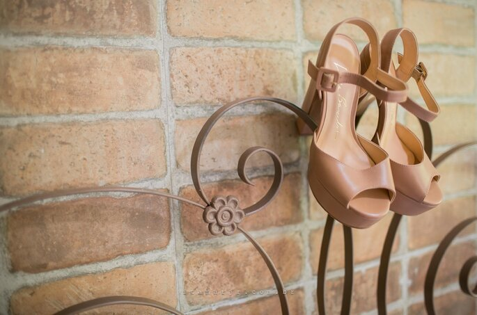 Sapato da noiva: Luiza Barcelos - Fotografia: Itamar de Assis Jr. Photography