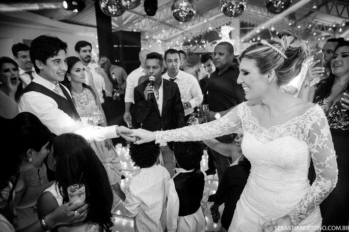 festa noivos anna giovanni