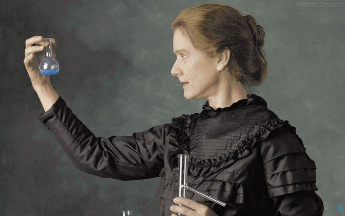 'Marie Curie, une femme sur le front'