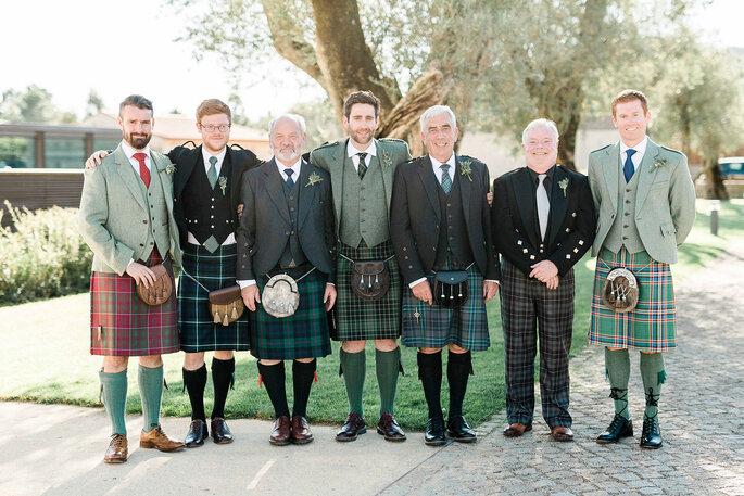 casamento escoces