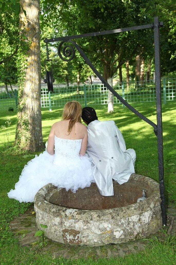 Le lieu de réception est le point central de l'organisation du mariage - Photo : Les Papillons de Paris