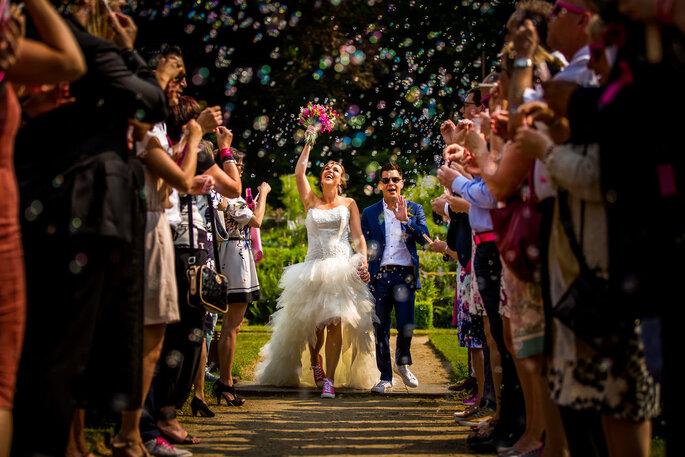 Exit bruiloft