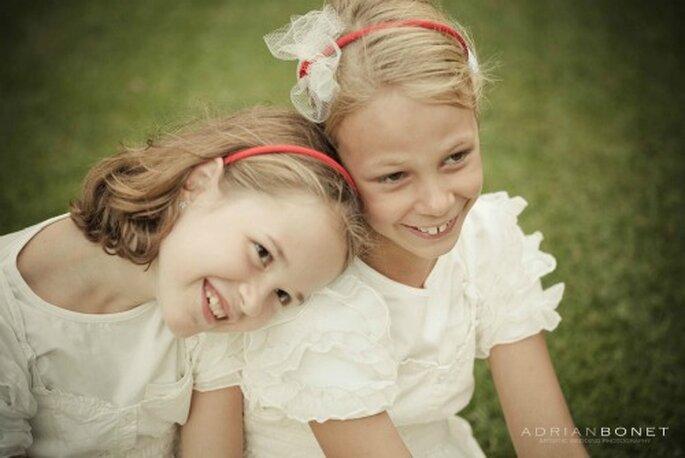 Pour les enfants aussi, votre mariage est une fête ! - Photo : Adrian Bonet
