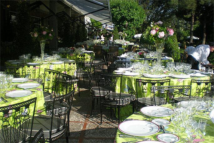 ¿Te has planteado celebrar la boda en casa? Foto: Concha Molina