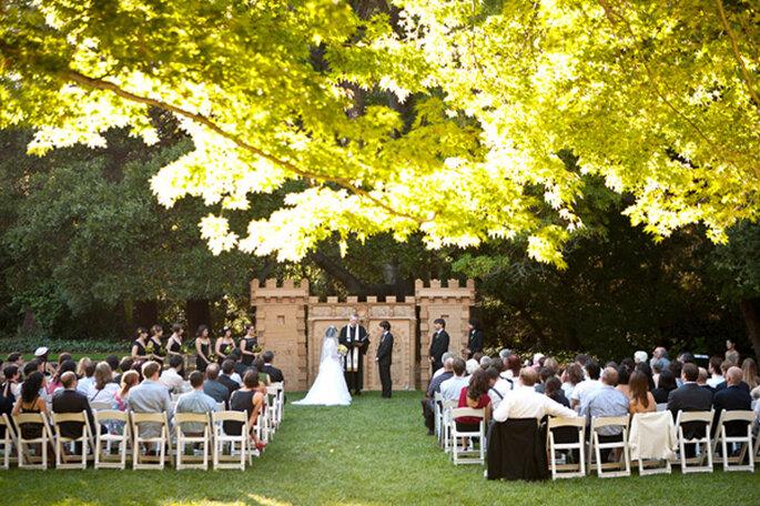 Los altares de boda más lindos para la ceremonia religiosa - Josh Gruetzmacher