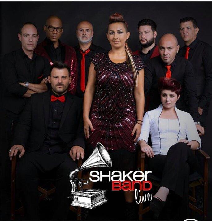 Shaker band