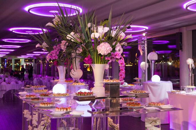 Péniche Le Grand Bleu - Lieu de réception pour votre mariage - Paris