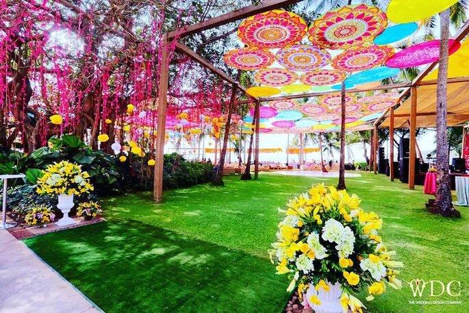Photo: The Wedding Design Company.