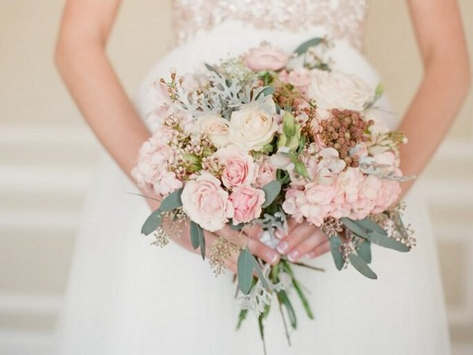 Los ramos de novia más bonitos para el 2014 - Foto Alea Lovely