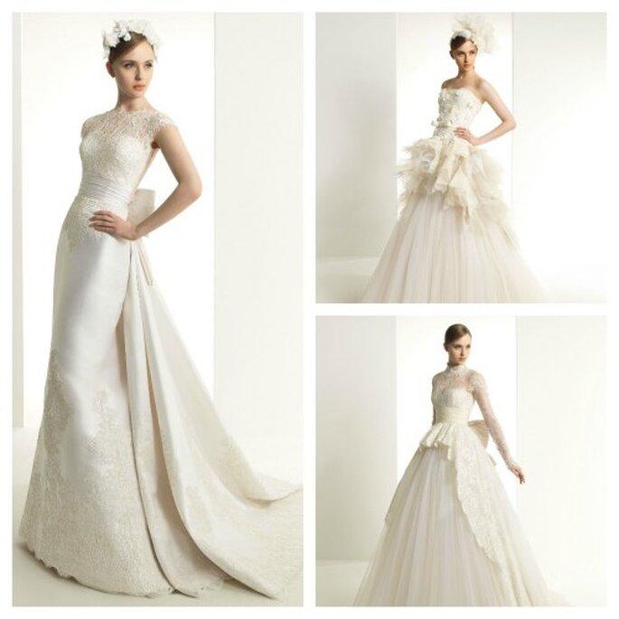 Brautmoden von Modedesigner Zuhair Murad für Rosa Clara – Foto: Rosa Clara