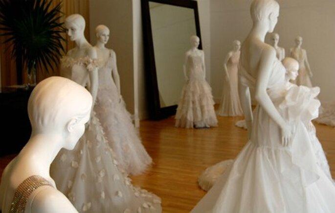 Boutique Miami trajes de novia Silvia Tsherassi