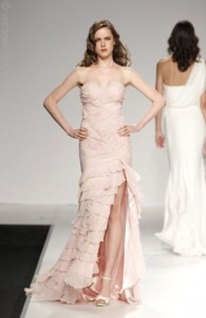 Vestido de novia de Cymbeline 2011