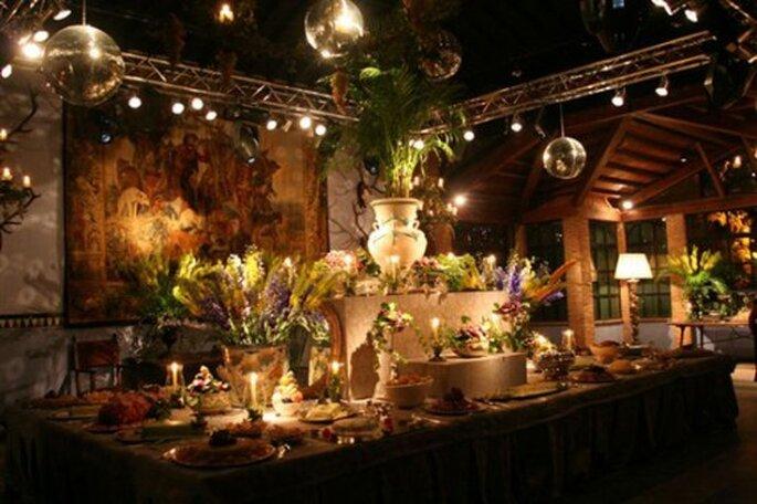 Organización de tu banquete de boda en España con La Cococha