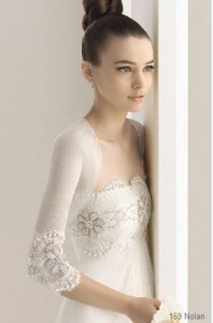 Top de mariée Aire Barcelona 2011 - modèle nolan