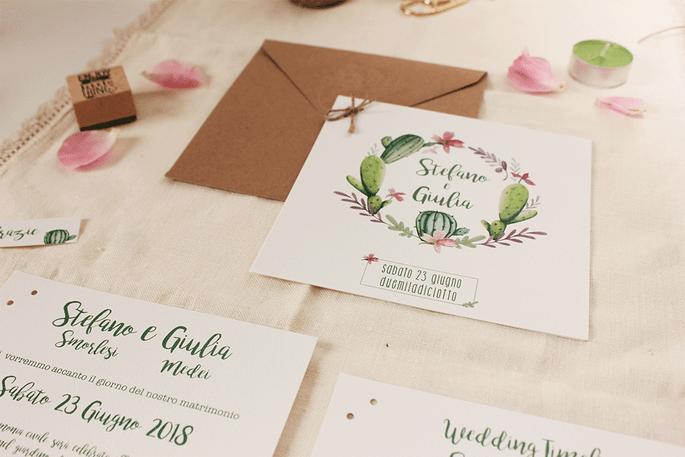 Idee Partecipazioni Matrimonio 2018.La Cura Del Dettaglio L Importanza Delle Partecipazioni Di Nozze