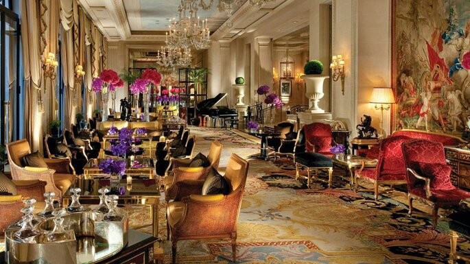 Four Seasons Hôtel George V - Mariage - Paris - 75