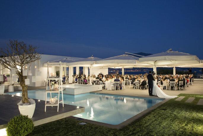Villa Balke - location nuziale Napoli