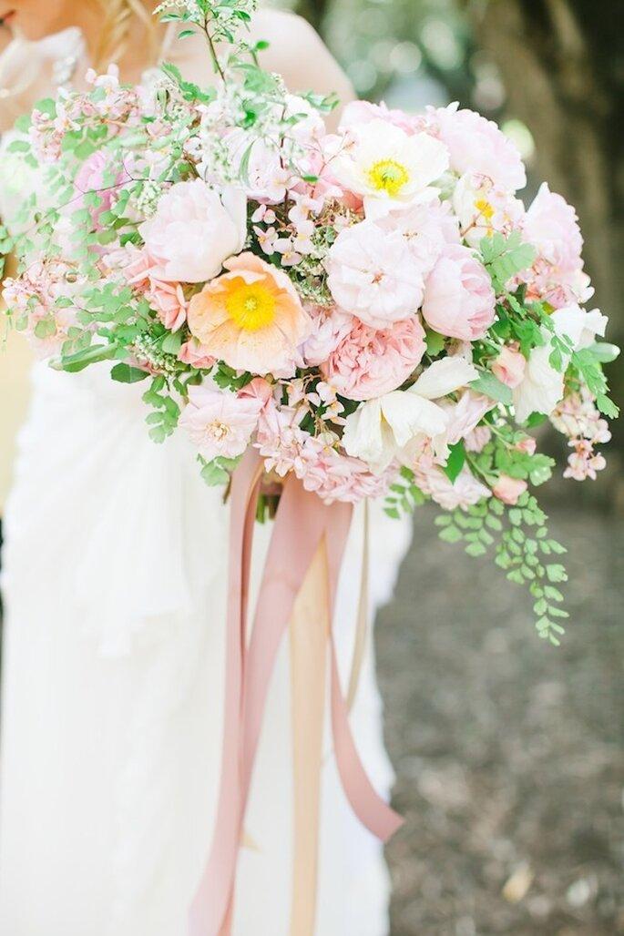 Las novias se ven mejor de rosa - Foto Avec L'Amour Photography