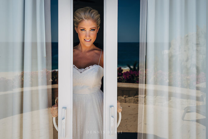 Real Wedding: La boda perfecta en Playa Pedregal, Los Cabos - Foto Dennis Berti