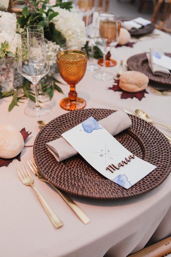 Maresa Carles - invitaciones de boda - Madrid