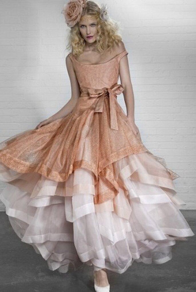 64cb59fd51b Vivian Westwood Brautkleid für den A – Type (Foto  viviennewestwood.co.uk)