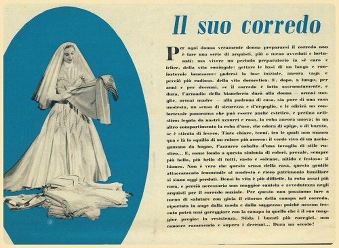 Canapa, 1954