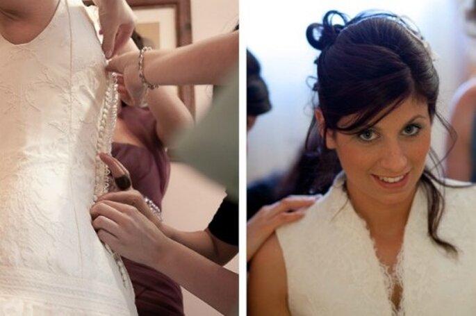 Les 7 produits de beauté à avoir sur soi le jour du mariage - Photo : Chema Naranjo