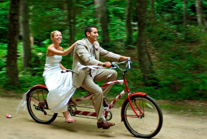 ¿Por qué no optar por una bicicleta en lugar de un coche?