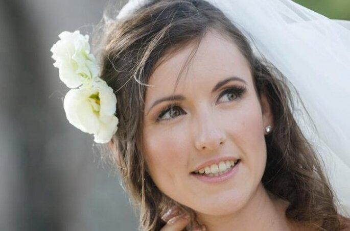 protocolo y etiqueta para novias - Foto Sox Teng Makeup